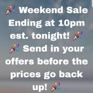 Other - Send in your offers! Sale ending soon!